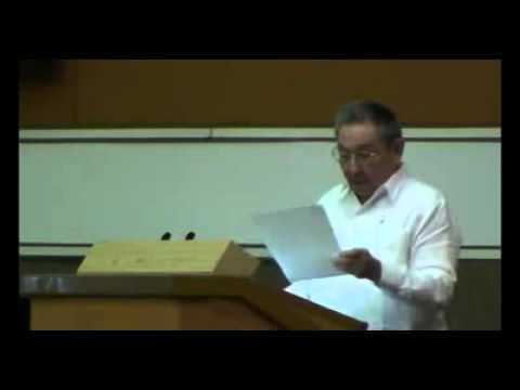 """Discurso de Raúl en la Asamblea Nacional: """"Limpiémonos la cabeza de tonterías de todo tipo"""""""