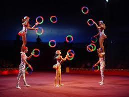 En Ciego de Ávila el Circo Nacional de Cuba