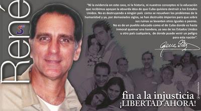 Declaración del Comité de Estados Unidos por la Libertad de los Cinco acerca de la salida de prisión de René González