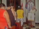 Culto de fe en Ciego de Ávila por los Cinco Héroes cubanos
