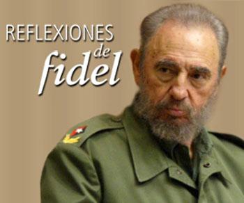 Reflexiones de Fidel: La voluntad de acero (Primera parte)
