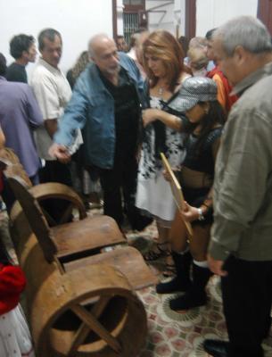 Impresionantes obras en taller de artesanía de Ciego de Ávila