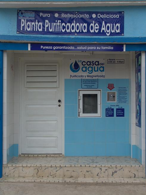 Novedosa Casa del Agua en Ciego de Ávila
