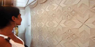 Impresionantes obras en Salón de Artesanía de Ciego de Ávila