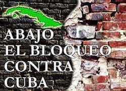 Bloqueo a Cuba: Otra vez a juicio público