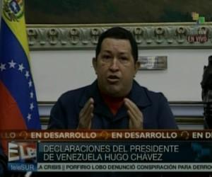 Anuncia presidente Chávez nueva intervención quirúrgica