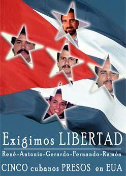 Defensa de los derechos de Cinco Héroes
