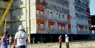 En fase de terminación conjunto habitacional en Ciego de Ávila