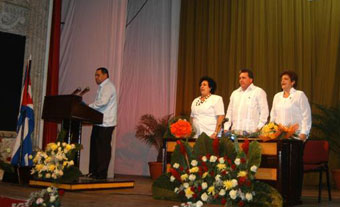Delegados avileños ratifican su fidelidad a la Patria