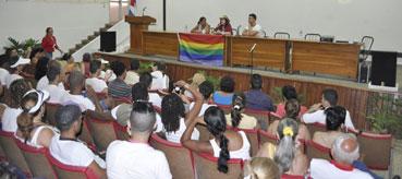 Promueven respeto a los derechos en Jornada contra la homofobia