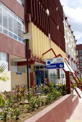 Reanuda actividad quirúrgica Centro Oftalmológico avileño